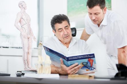 Orthopäde Leonberg - Dr. Robert und Dr. Tobias Heger
