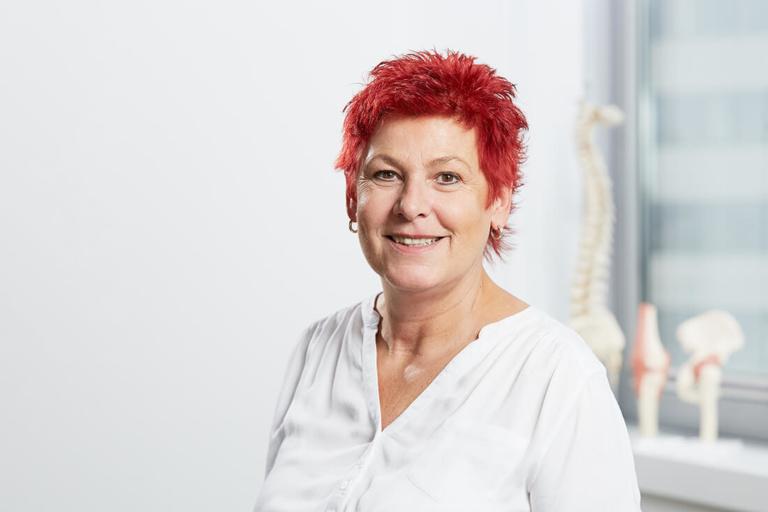 Orthopäde Leonberg - Heger - Team - Anita