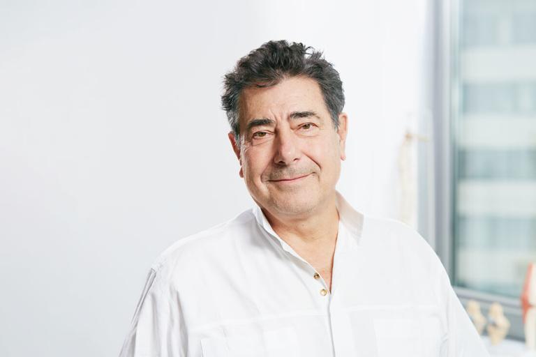 Orthopäde Leonberg - Heger - Team - Dr. Robert Heger