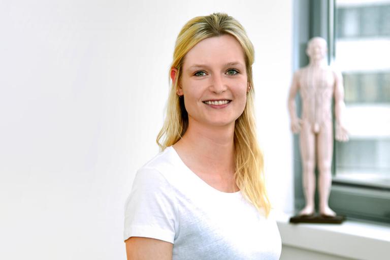 Orthopäde Leonberg - Heger - Team - Madeleine