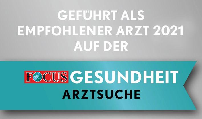 Orthopäde Leonberg - Heger - FOCUS Gesundheit