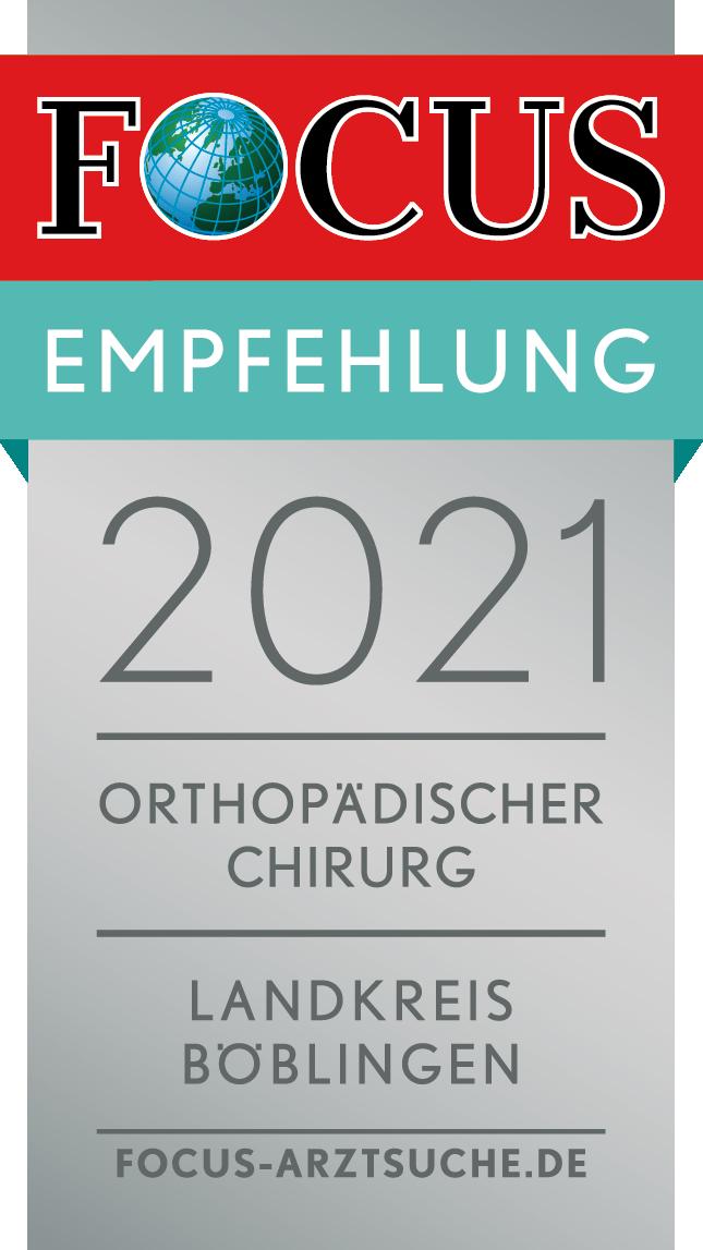 Orthopäde Leonberg - Heger - FOCUS